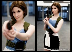 [X] Officer Jill Valentine [x] by King-OfTheWorld