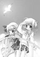 Little Busters by airmi