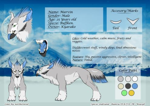Buffken ADOPT 01 -SOLD- by Endriand