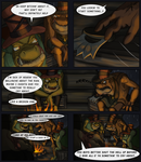 Wrath of the Wild - Prologue - Pg 3 by FennecFyre