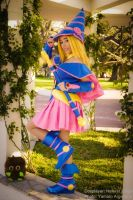 Cute Dark Magician Girl by Neferet-Cosplay