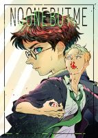 [HP/Drarry fanbook]cover of No One But You by huanGH64