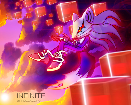 Infinite by Moccacino-chan