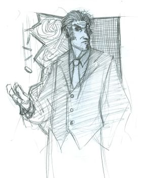 Two-Face by TheSlyder