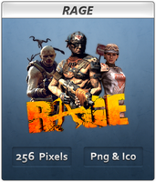 RAGE - Icon 2 by Crussong