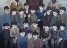 i'm all of my schoolmates by who-is-du