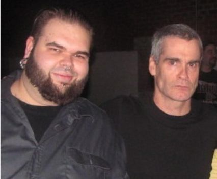 henry rollins and i by angrywhiteminority