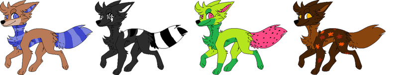 Furry adopts OTA{OPEN} by swagamuffin1221