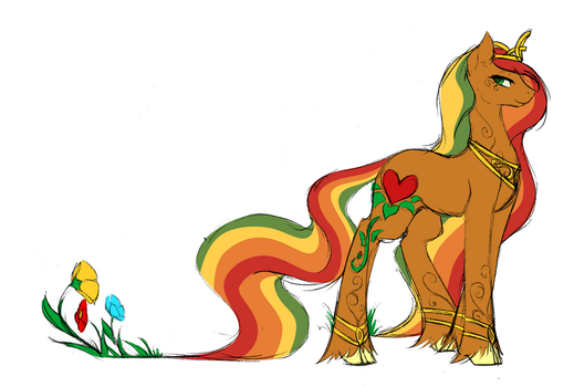 The Queen - Mother Nature by FuyusFox