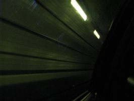 Going Through A Tunnel In NY by MrsMaggot