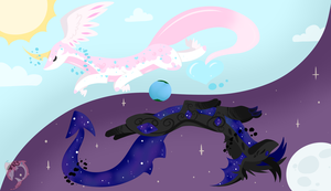 Young Earth by ThePinkShark