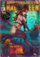 Supernatural Tales for Halloween by WacomZombie