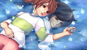 Forever with You by Aoi-Azami