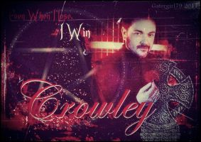Crowley - When I Lose, I Win by Gatergirl79