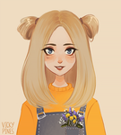 Yellow by VickyPines