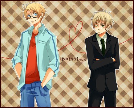 APH : Heartstrings by glaceau