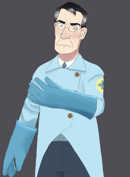 Medic by genevendingmachine