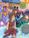 DeviantART 17th Bday- One Little Spark Edition by WishExpedition23