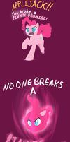 You Pinkie Promised. by Dreatos