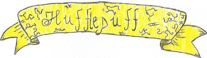 Hufflepuff Banner by RomioneShipper4Ever