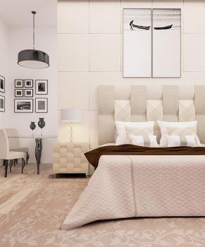 bedroom 2 by alghalia