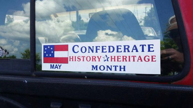 Confederate History Heritage Month by OddGarfield