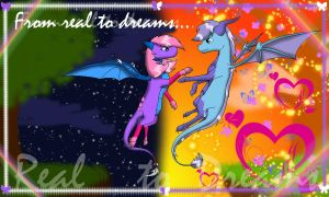 From Real to Dreams by Sahirathedragoness