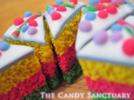 Raver Cake by YoursTruly777