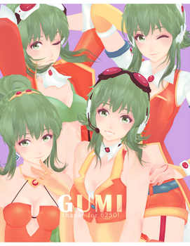 DL: Tda GUMI [thnx for 6250] by Jjinomu