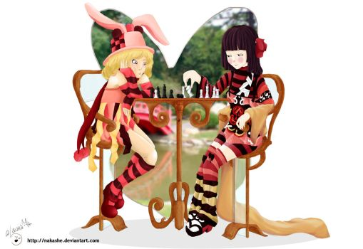 Let's play chess -Bi, Windy- by Nakashe
