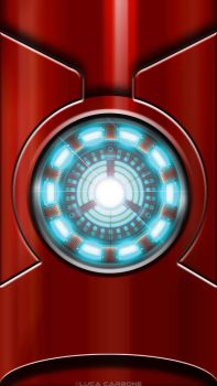 Iron Man Arc Reactor by TrooperVB