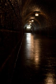 Tunnel by jackdornothing