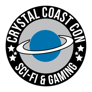 Crystal Coast Con Logo by DANgerous124