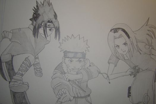 Team 7 by iconxraven