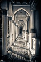 A mysterious passage by xilvan