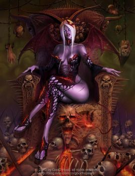 Bloody Queen by GooDHopE