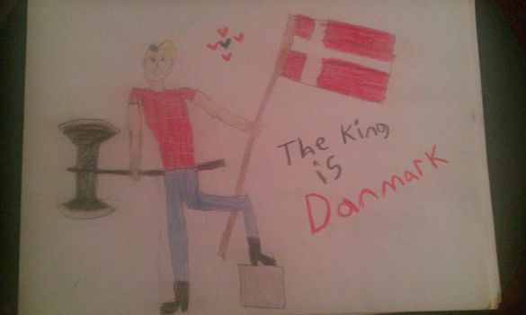 Denmark is king by boomdieboom