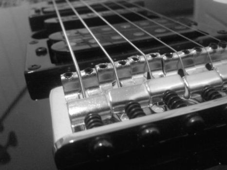 Guitars and more guitars by Made-For-Musicx