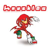 Knuckles the Echidna by Yastach