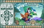 Everfree Northwest 2016 Con Book Cover Contest by SouthParkTaoist