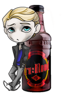 True Blood littles Eric by Glory-Day