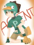 Agent P by ThePinkSparkles