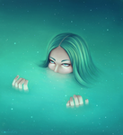Drown Me in Stars by CosmosKitty