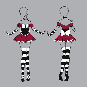 Anime Outfit Ideas favourites by xXNuttyXx on DeviantArt