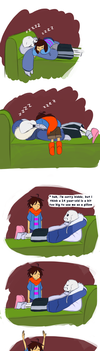 Undertale - years go by by TC-96