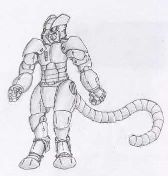 cat armour V3 by theallmightybob