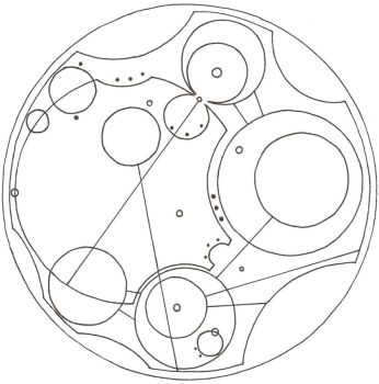 Gallifreyan request for jodieisawhovian by Malallory