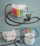 Rainbow Medicine Bag (Leatherless, Vegan) by BabyWolverine