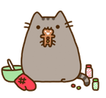 Gatito Pusheen by SeleSwaggy