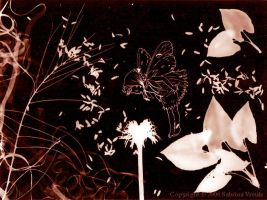 Fairies and Flowers 3 by EliN-lianoR